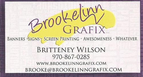 Brookelinn Grafix Logo