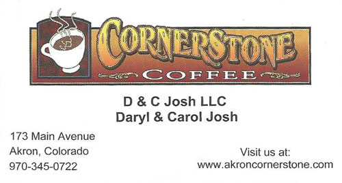 Cornerstone Coffee Logo