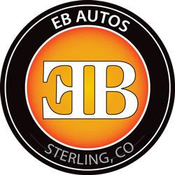 EB Autos Logo