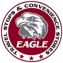 Eagle Travel Stops and Convenience Stores Logo