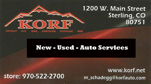 Korf Auto Logo