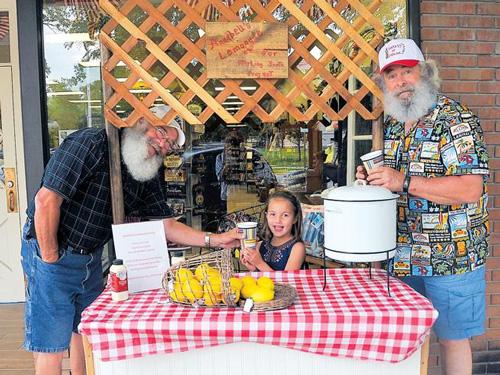 Lemonade-Stand-Fundraiser
