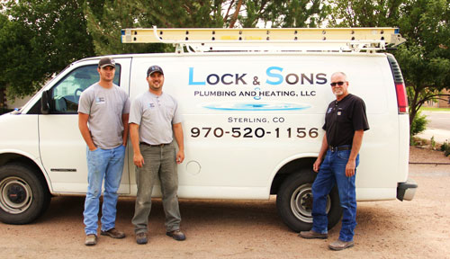 Lock & Sons Plumbing and Heating