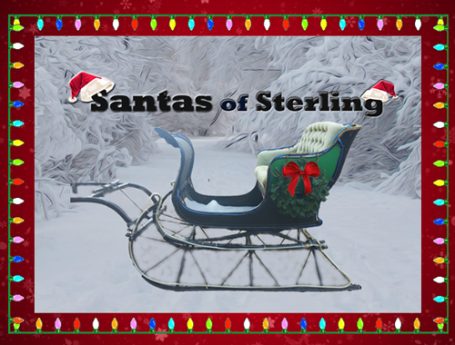 Santas of Sterling Logo