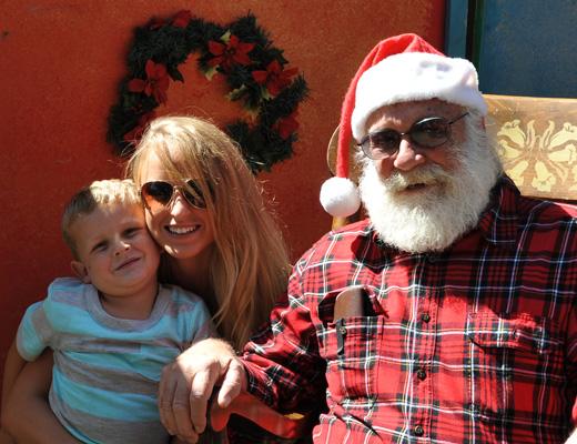 Santa-with-boy