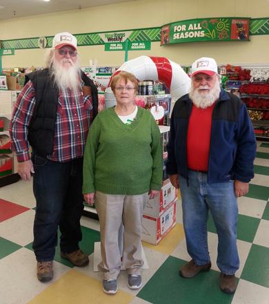 Santas of Sterling 3