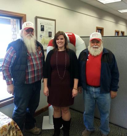 Santas of Sterling 4