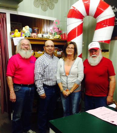 Santas of Sterling 5
