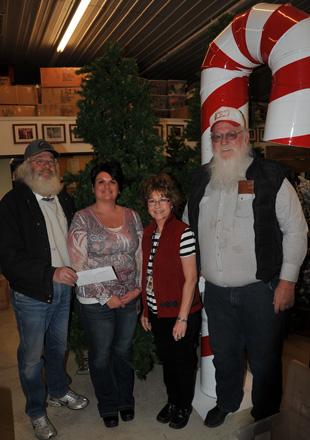 Santas of Sterling 7